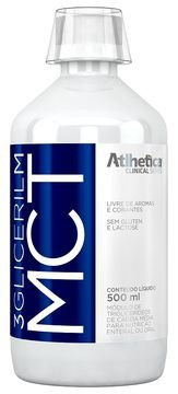 MCT 500 ML - Atlhetica