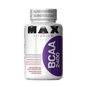 BCAA  2400 60CAPS -Max Titanium