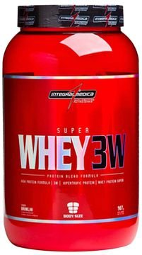 Super Whey 3w 900g - Integral Medica