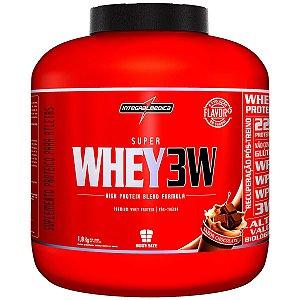 Super Whey 3w 1,8kg - Integral Medica