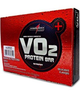 Vo2 Protein Bar - 12 barras - Integral Medica