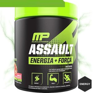 ASSAULT MUSCLE PHARM 300g