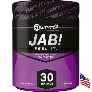 Pre Treino Jab GT Nutrition Importado USA (VENC Final de 02/19)