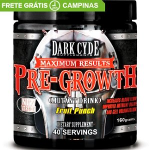 Pre Growth - Dark Cyde