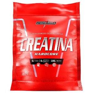 Creatina HardCore Integralmedica 1KG