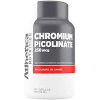 CHROMIUM PICOLINATE ATLETICA 250MCG /60 CAPS