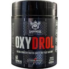 OXYDROL DARKNESS 60 CAPS