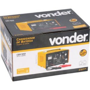 Carregador de Bateria Vonder CBV950