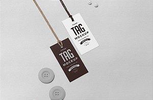 Tags personalizadas para roupas 100 Unidades 230g.
