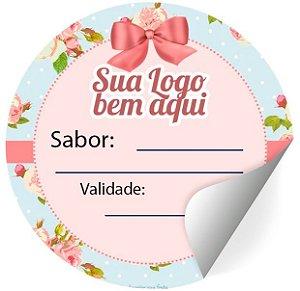 Etiquetas Adesivas Personalizadas Promoção Brinde