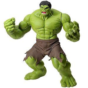 Boneco Hulk Verde Premium 55 Cm Marvel Gigante Mimo
