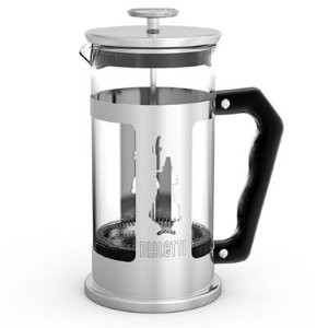 Cafeteira Francesa French Press Preziosa Bialetti 1 Litro