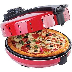 Forno Elétrico Para Pizza Hamilton Beach 31700-bz 110v