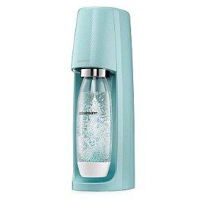 Máquina para Gaseificar Água Fizzi Sodastream Azul