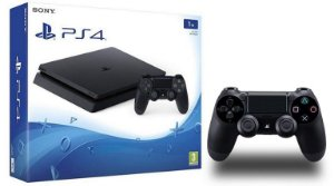 Playstation 4 Ps4 Slim 1 Tera