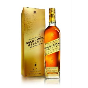 WHISKY JOHNNIE WALKER GOLD LABEL RESERVE 750ML (ATACADO)