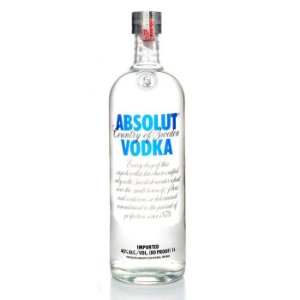 VODKA ABSOLUT 1L (ATACADO)