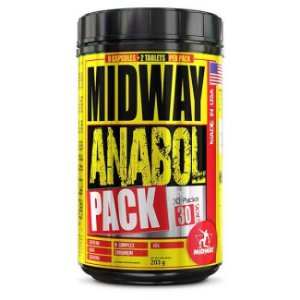 ANABOL PACK 30 DOSES