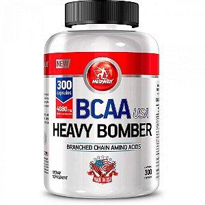 BCAA HEAVY BOMBER - 300 CAPS - Midway