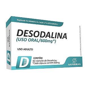 DESODALINA 60 CAPS