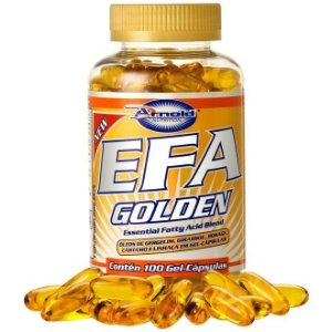 EFA GOLDEN 100 SOFTGELS