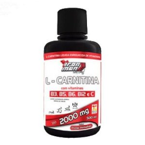 L-CARNITINA 2000MG 500ML LIMAO