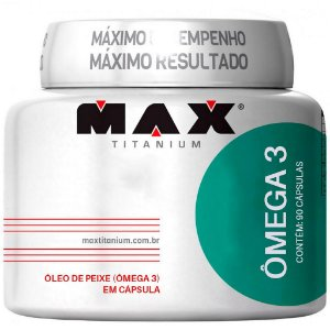 OMEGA 3 90 CAPS MAX