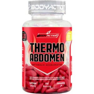 THERMO ABDOMEN 120 CAPS