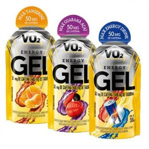 VO2 ENERGY GEL CAFFEINE