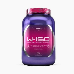 W-ISO 100% ISOLATE 900GR
