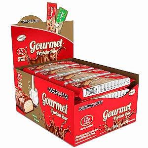 GOURMET PROTEIN BAR 16UN-50G COCADA CROCANTE