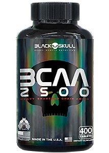 BCAA 2500 BLACK SKUL