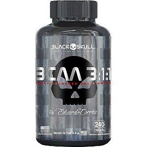 BCAA 3:1:1 240 CAPS BLACK SKULL