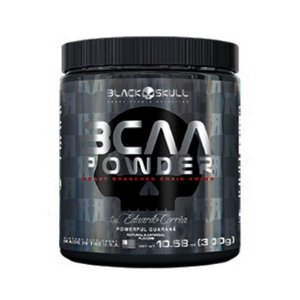 BCAA POWDER BLACK SKULL