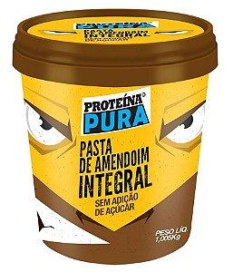 PASTA DE AMENDOIM 1005KG INTEGRAL PROTEINA PURA