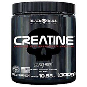 CREATINE - BLACK SKULL