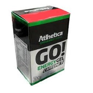 GO ENERGY GEL CAFFEINE 10UN