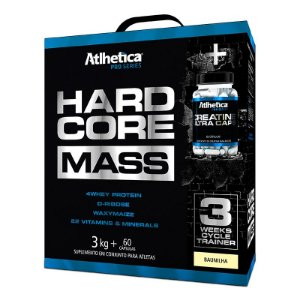 MASS HARDCORE 3KG+CREATINA