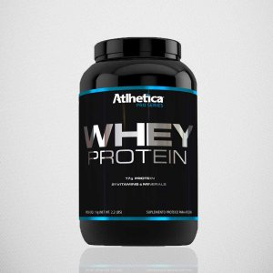 WHEY PRO SERIES 1KG - ATLHETICA NUTRITION