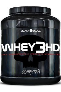 WHEY 3HD - BLACK SKULL
