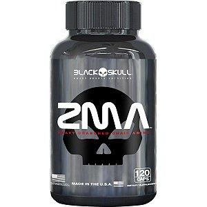ZMA 120 CAPS - BLACK SKULL