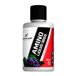 AMINO LIQUID 3800 480ML - BODY ACTION