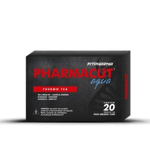 PHARMACUT AQUA 20 STICKS LIMÃO ICE