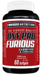 OXY PRO 60 CAPS - FURIOUS NUTRITION