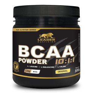 BCAA 10:1:1 POWDER 300G - LEADER NUTRITION