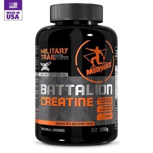 CREATINE BATTALION 250G