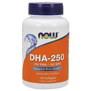 DHA 250MG - 120CAPS