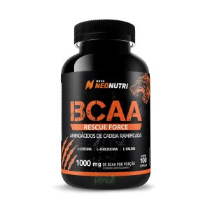 BCAA RESCUE FORCE 100 CAPS
