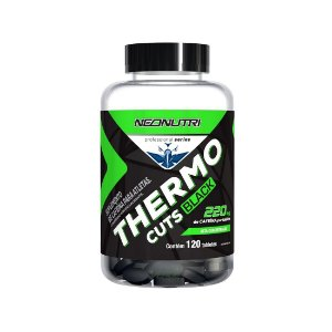 THERMO CUTS BLACK - NEONUTRI