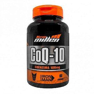 COENZIMA Q-10 60 CAPS - NEW MILLEN
